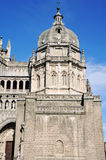 Cathedral of Toledo, Spain Royalty Free Stock Photography