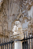 Cathedral of Toledo, Spain Royalty Free Stock Images