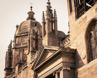 Cathedral in toledo spain Royalty Free Stock Image