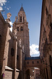Cathedral of toledo Royalty Free Stock Photo
