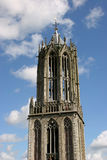 Cathedral tower Stock Photography
