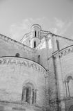 Cathedral in the town of Toro, Zamora, Spain Royalty Free Stock Photos