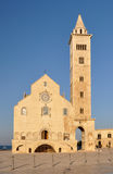 Cathedral of Trani - Apulia (South Italy) Royalty Free Stock Photos