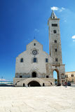 Cathedral of trani Royalty Free Stock Photography