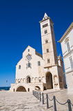 Cathedral of Trani. Puglia. Italy. Stock Photo