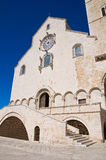 Cathedral of Trani. Puglia. Italy. Royalty Free Stock Image