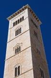 Cathedral of Trani. Puglia. Italy. Stock Photo