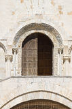 Cathedral of Trani. Puglia. Italy. Stock Photography