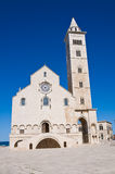 Cathedral of Trani. Puglia. Italy. Stock Image