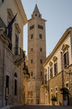 Cathedral of Trani. Puglia. Italy Royalty Free Stock Photography