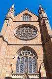Cathedral Transept Exterior in Sydney Stock Image