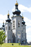 The Cathedral of the Transfiguration, the Cathedraltown. Markham.Canada Stock Images
