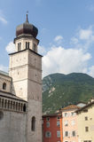 Cathedral of Trento Royalty Free Stock Image