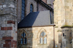 Cathedral of Trier. Also known as Dom St. Peter Stock Photo