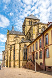 Cathedral of Trier. Royalty Free Stock Images