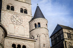 Cathedral of Trier, Germany Stock Photo