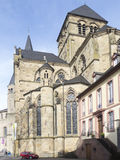 The Cathedral of Trier royalty free stock photos