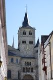 Cathedral of Trier. (Rhineland-Palatinate, Germany Stock Photography