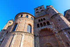 Cathedral of Trier  in Trier, Germany Stock Photography