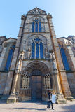 Cathedral of Trier  in Trier, Germany Stock Photo