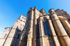 Cathedral of Trier in Trier, Germany Stock Images