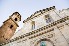 Cathedral of Turin, Italy Stock Photography