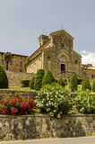 Cathedral in Tuscany. Catholic Cathedral in Tuscany, Italy Royalty Free Stock Images