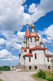 Cathedral.  Ukraine Royalty Free Stock Images