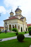Cathedral of the Unity of the People - Alba Iulia Stock Images