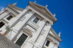 Cathedral of urbino Stock Photo