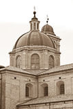 Cathedral of Urbino, Italy Stock Images