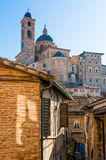 Cathedral of Urbino Royalty Free Stock Image