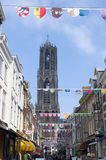 Cathedral in Utrecht, Netherlands Royalty Free Stock Image