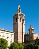 Cathedral of Valencia Royalty Free Stock Photo
