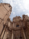 Cathedral of Valencia Royalty Free Stock Photography