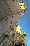 Cathedral of Valencia Royalty Free Stock Photos