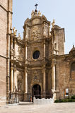 The Cathedral of Valencia, Spain. Stock Images