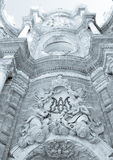 Cathedral in Valencia, Spain Stock Image