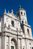 Cathedral of Valladolid, Spain Royalty Free Stock Images
