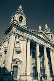 Cathedral at Valletta, Malta Royalty Free Stock Photo