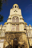 Cathedral - Varna, Bulgaria Royalty Free Stock Photography
