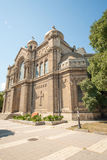 The Cathedral in Varna in Bulgaria Royalty Free Stock Image