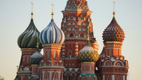 Russian church,Saint Basil`s Cathedral,Christian royalty free stock image