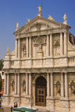 Cathedral in Venice Royalty Free Stock Photography