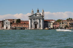 Cathedral in Venice Stock Photo