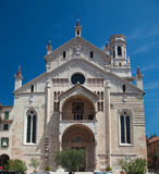 Cathedral of Verona Royalty Free Stock Photo