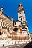 Cathedral in Verona, Italy Royalty Free Stock Images