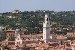 Cathedral. Verona, Italy Royalty Free Stock Photography