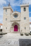 Cathedral, Viana do Castelo, Portugal Royalty Free Stock Photography