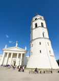 Cathedral of Vilnius Royalty Free Stock Photo